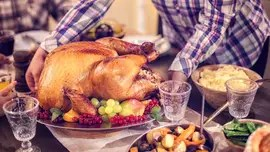 This holiday season, enjoy your turkey and trimmings -- without a side of food poisoning.