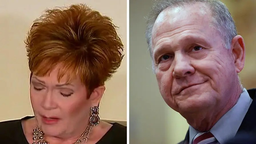 Image result for images of women who accused Roy Moore