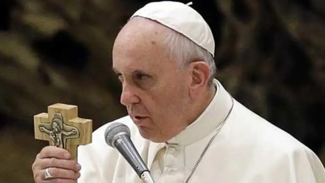 Pope Francis wants to change the Lord's Prayer