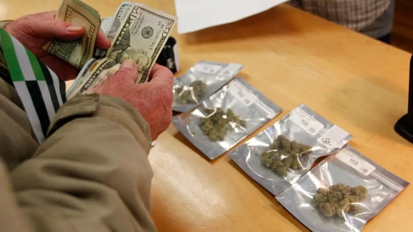 Attorney general to rescind policy allowing legal pot in states without federal intervention.