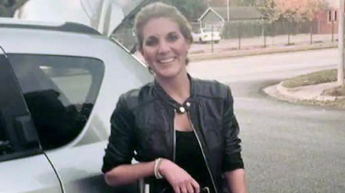 Courtney Roland vanished after sending a text that she was being followed.