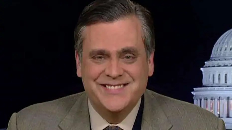 Jonathan Turley On Democrats Snubbing The State Of The