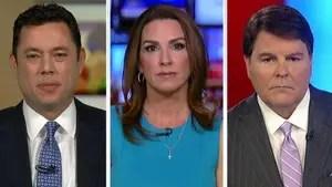 Sara Carter, Gregg Jarrett and Jason Chaffetz share reaction on 'Hannity.'