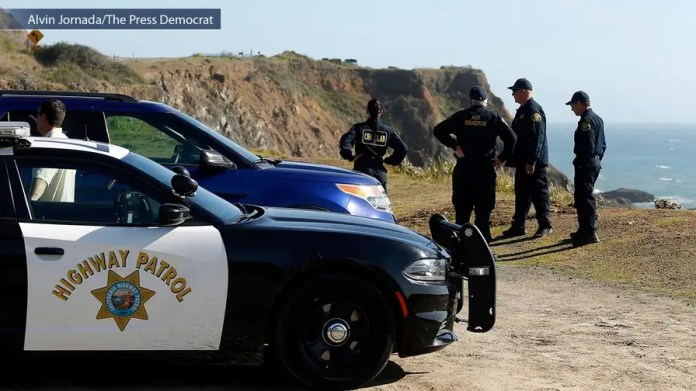 California police: Three of the six children are still missing following the deadly cliff crash. Jonathan Hunt has the story.