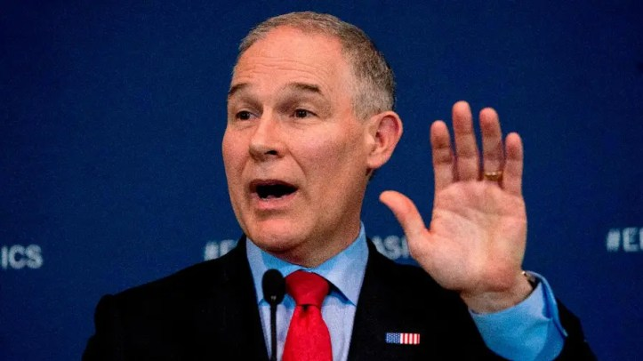But is reporting on EPA chief accurate?