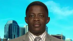 James Shaw, Jr. reveals details about the Waffle House shooting.