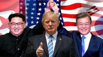 House lawmakers formally nominate Trump for 2019 Nobel Peace Prize