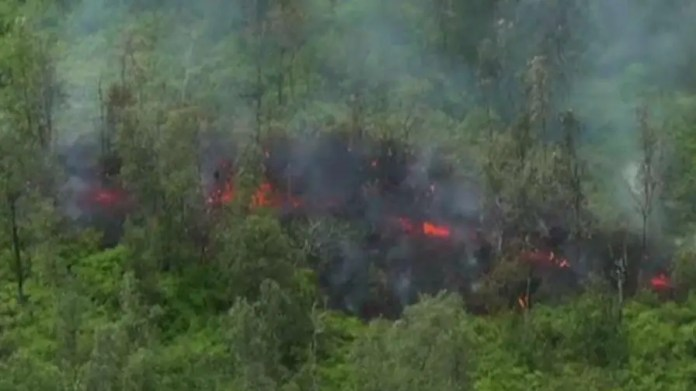 Residents are evacuated from their homes after Hawaii is impacted by volcanic eruptions and earthquakes.