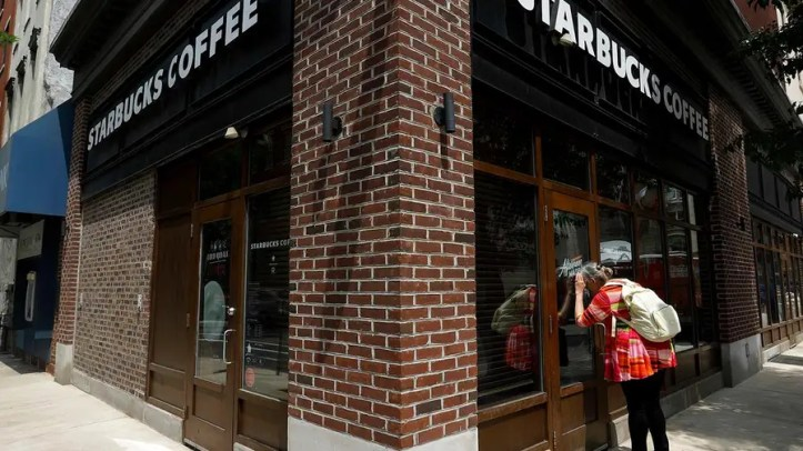 Coffeehouse giant takes action after arrest backlash; Bryan Llenas reports from Philadelphia.