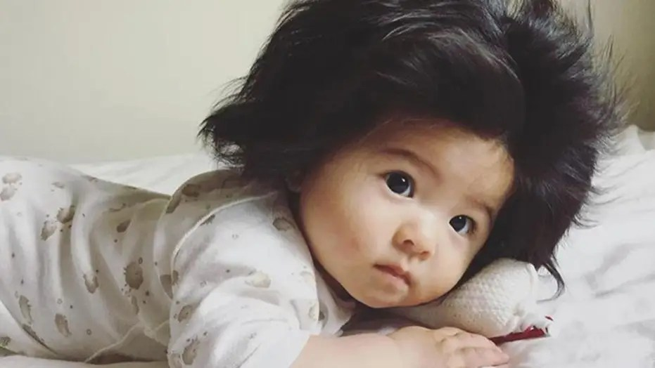 japanese baby with major