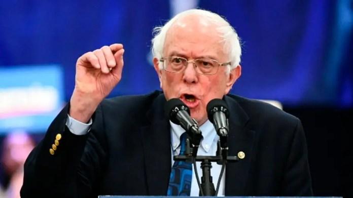 Bernie Sanders calls Democratic socialism a 'vibrant democracy'