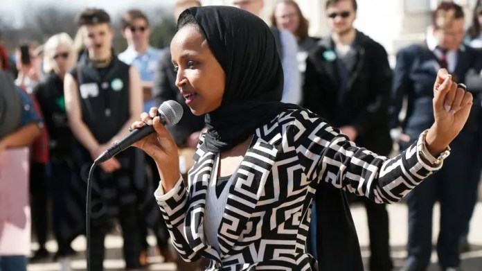 Rep. Ilhan Omar criticizes Israel at Council on American-Islamic Relations fundraiser