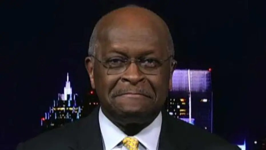 Herman Cain Says Sexual Harassment Allegations Not A