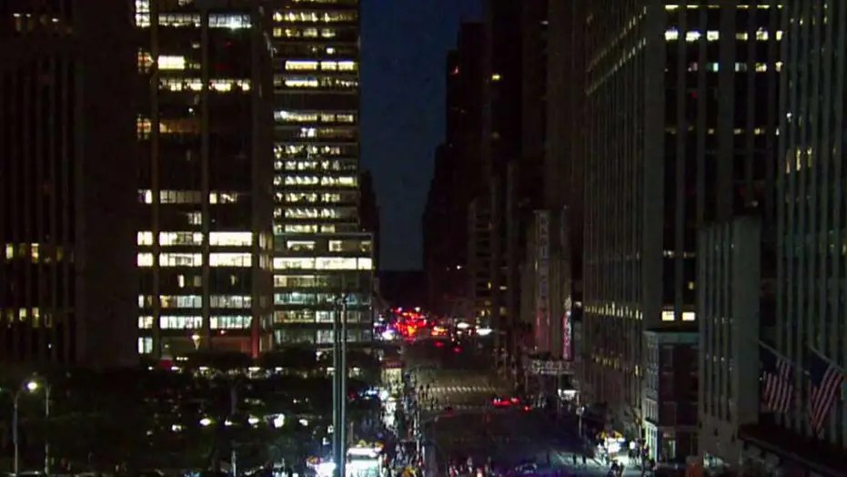 power restored after nyc