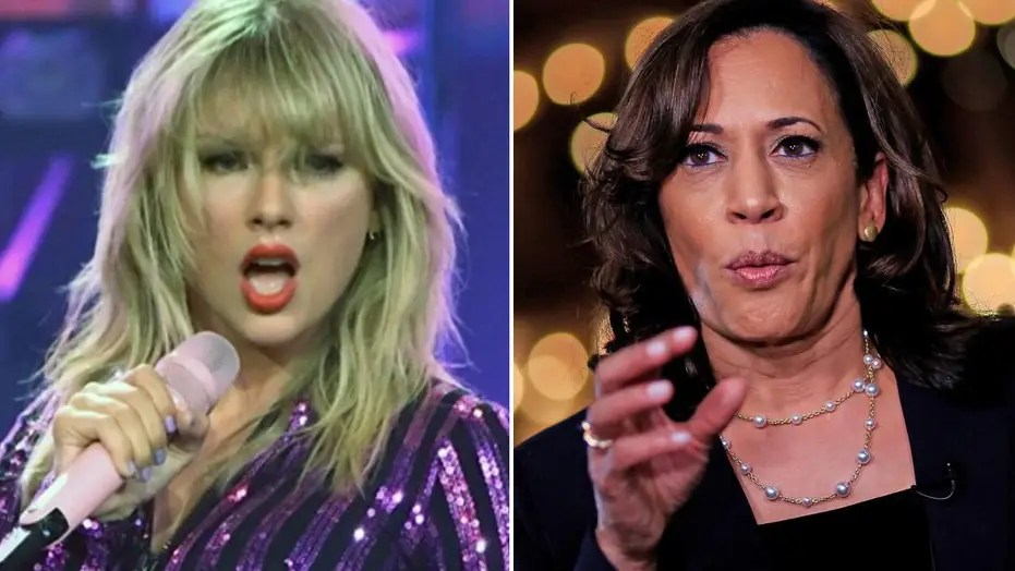 Taylor Swift Fans Slam Kamala Harris For Fundraising Event