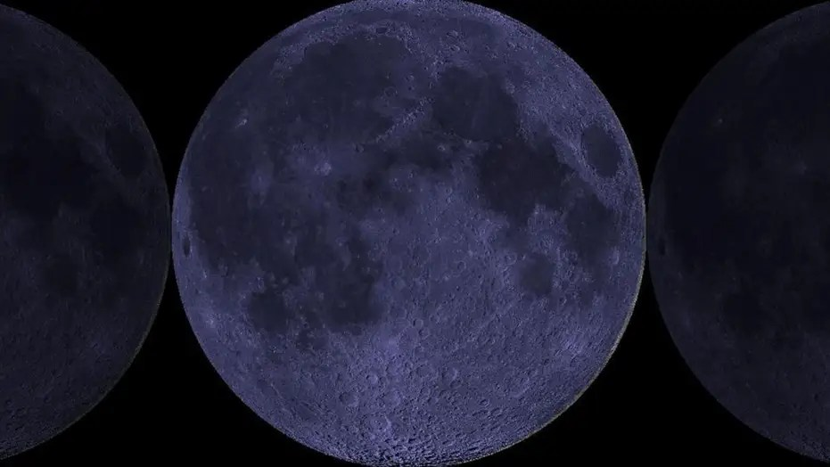 black moon is coming