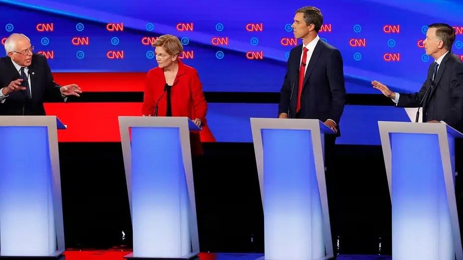 cnn s democratic debate