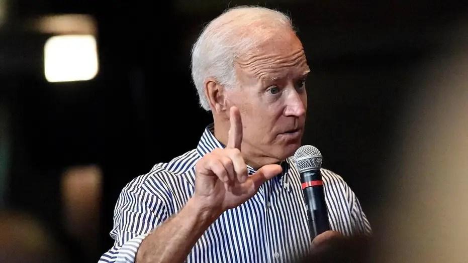 Joe Biden Told Moving Military Story At Campaign Stop