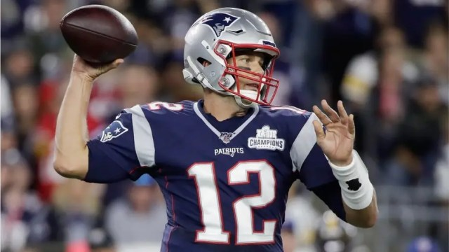 Tom Brady willing to have Antonio Brown move in with him while he gets settled with New England Patriots