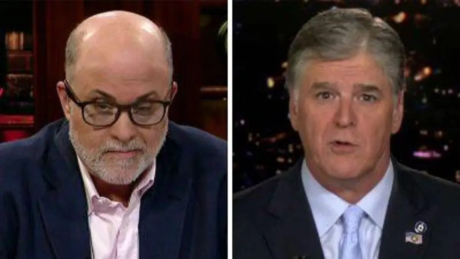 Mark Levin blasts Adam Schiff, claims 'the law is on the president's side' on Ukraine