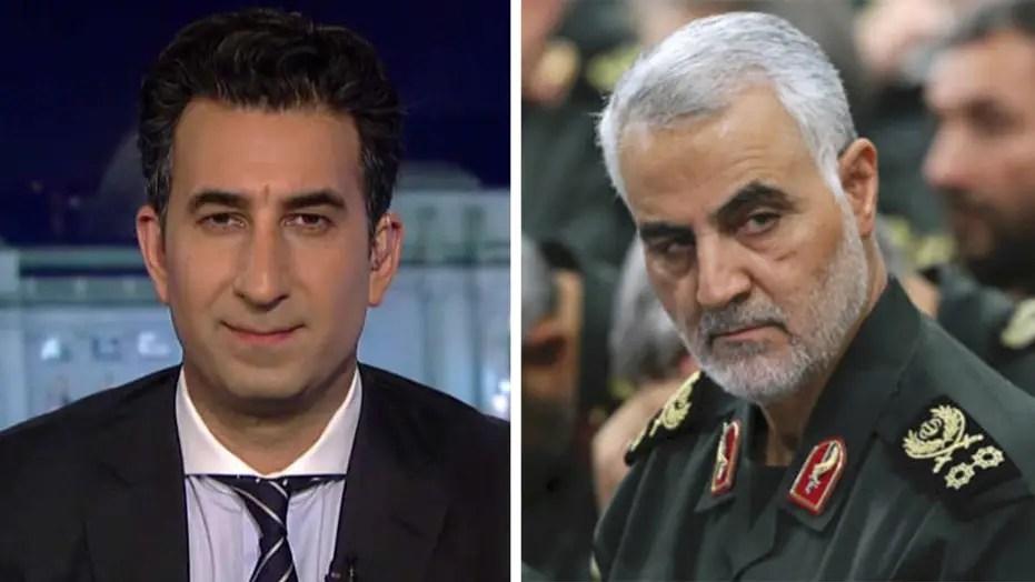 Iran Issues Arrest Warrant For Trump Over Soleimani