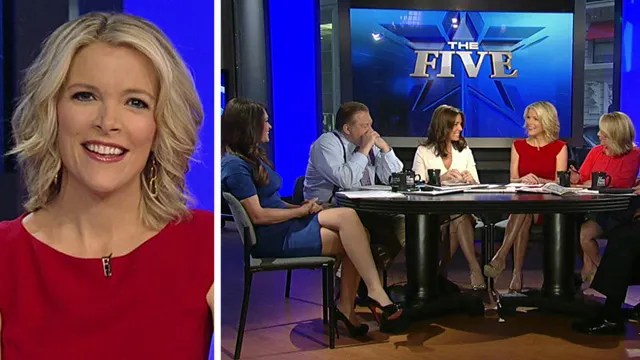 Megyn Kelly joins 'The Five' | On Air Videos | Fox News