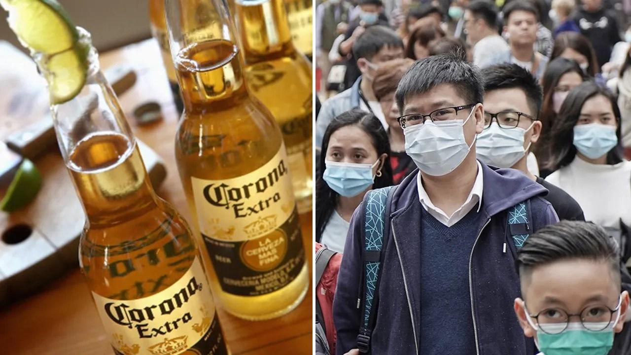 Coronavirus Causes Spike In Corona Beer Virus Google