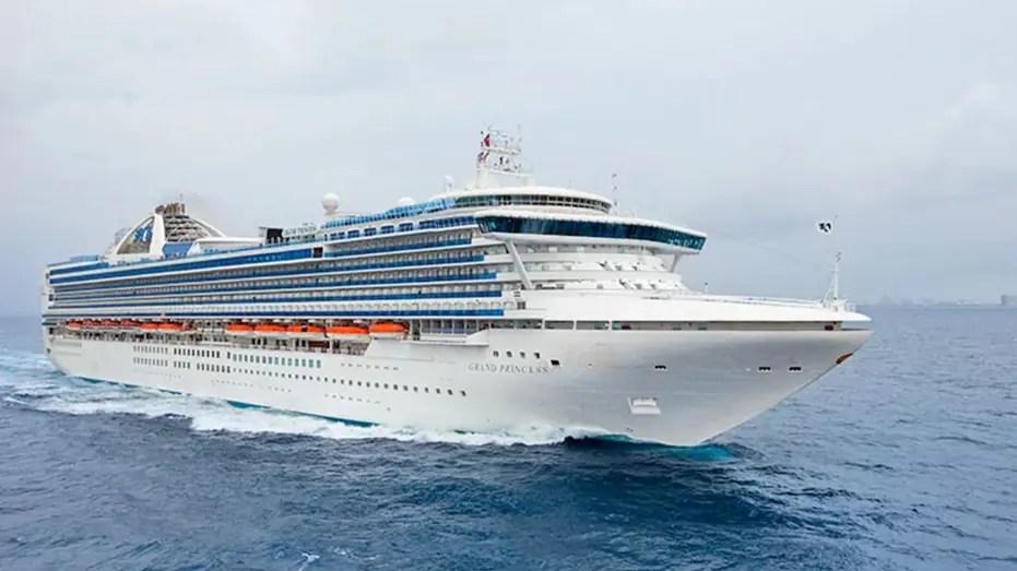California coronavirus death linked to cruise ship | Fox Business