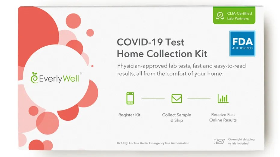 Where can I buy an at-home coronavirus test and how much ...