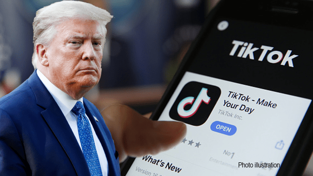 TikTok 'shocked' at Trump's decision to ban app in US, threatens ...