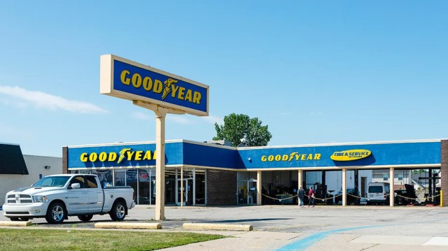 "Goodyear iStock Goodyear tires is the latest company to go ""woke"". During its employees sensitivity training they showed a graphic that shows what the company's policies are on political messaging."
