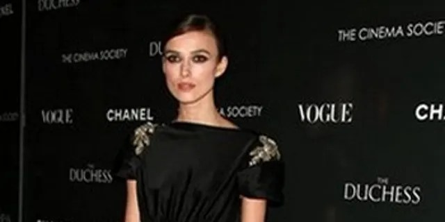 Keira Knightley, Keira Knightley refuses to film nude scenes after becoming a mother of two