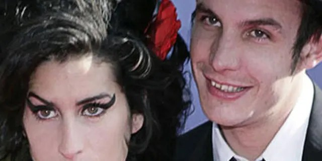 Amy Winehouse and Blake Fielder-Civil.