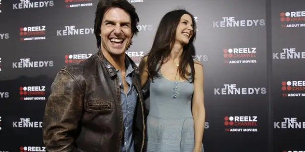 """""""Impossible Goal"""" Star Tom Cruise has three weddings under his belt.  She married Mimi Rogers in 1987, then Nicole Kidman in 1990 and Katie Holmes in 2006."""