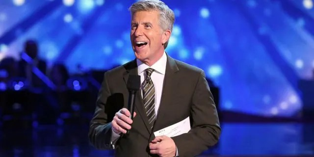 """Tom Bergeron, former host of """"Dancing with the Stars"""""""