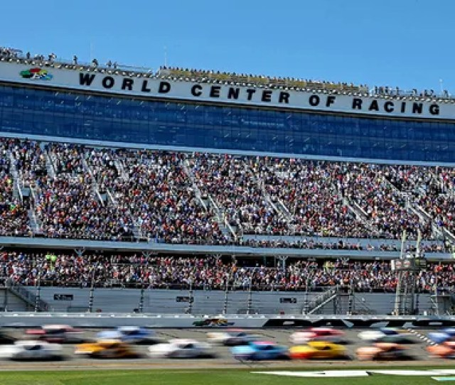 The Daytona 500 Will Take Place Later This Month