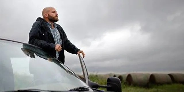 Michael Behenna, pictured in 2018, now runs his own cattle ranch in his native Oklahoma.