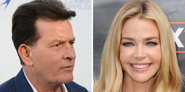 Charlie Sheen addressed whether or not he'll appear on 'The Real Housewives of Beverly Hills' with ex-wife Denise Richards.