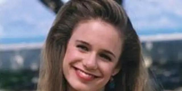 """Andrea Barber plays D.J. Tanner's best friend Kimmy Gibbler on """"Fuller House."""""""
