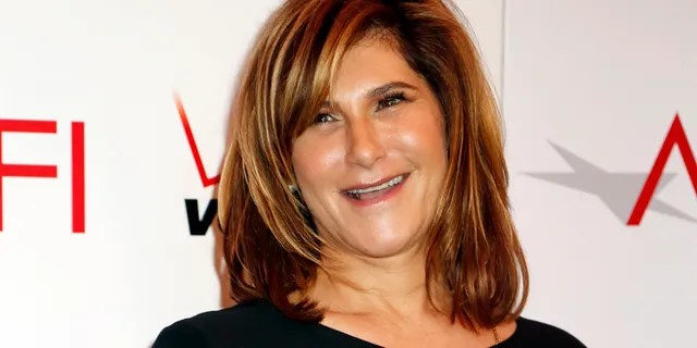 Amy Pascal, former director of Sony Pictures.