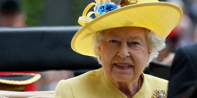 Queen Elizabeth II and other royal family members honored dads on Father's Day.