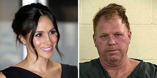 Thomas Markle Jr., right, is Meghan Markle's half-brother.