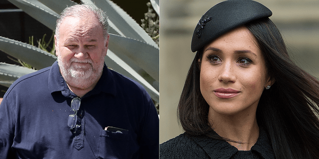 "Meghan Markle is ""playing a dangerous game"" with her father, Thomas, a royal biographer claims."
