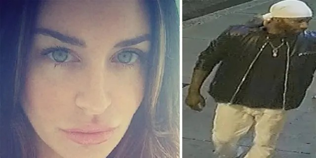 Jonathan Wesley Harris, right, was arrested Aug. 29, 2018, in Pittsburgh in the strangulation death a week earlier of former Playboy playmate Christina Carlin-Kraft.