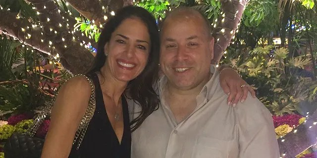Keith Caneiro and Jennifer Caneiro, who were found dead at their New Jersey mansion after officials responded to a fire at the home on Tuesday.