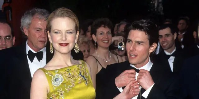 Nicole Kidman looked back on her relationship with Tom Cruise in an interview with Variety published on Tuesday.