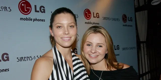 Beverley Mitchell said Jessica Biel helped her get through her miscarriage earlier this year.