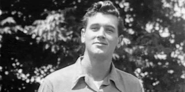 Roy Fitzgerald (Rock Hudson) in the late 1940's.