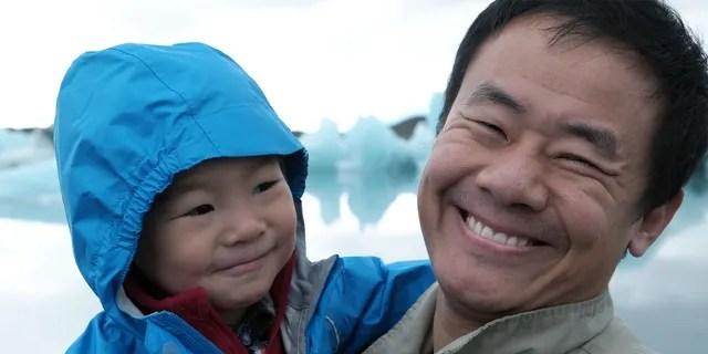 Fox News Today: Xiyue Wang with son Shaofan