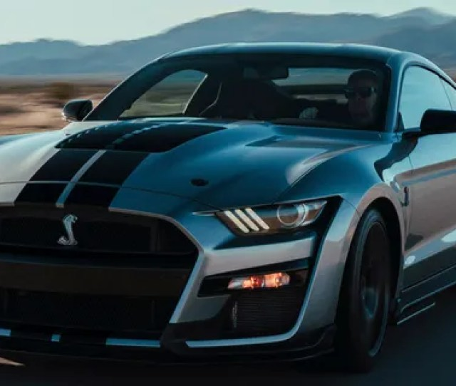 Detroit The 2020 Ford Mustang Gt500 Unveiled At The Detroit Auto Show Is The Most Powerful Sports Car The Automaker Has Ever Built But Its No One Trick